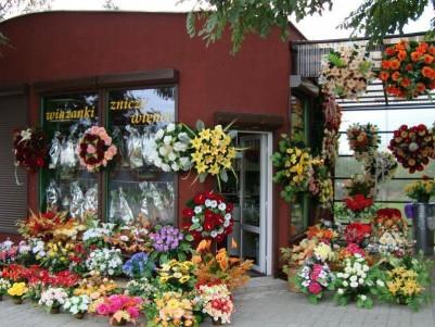 Sklep Bratek - Wiązanki i wieńce pogrzebowe